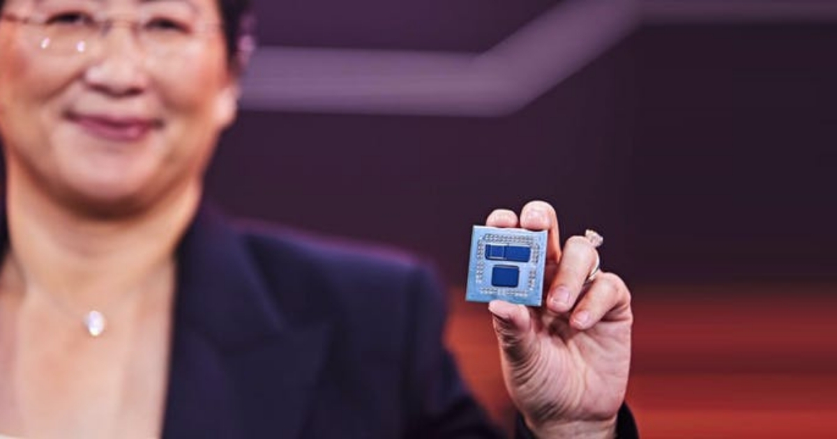 AMD, che innovazione. Fino a 192 MB di cache sopra i core, le prestazioni aumentano del 15%